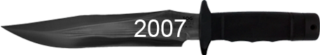 SOG Knives from year 2007