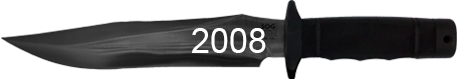 SOG Knives from year 2008