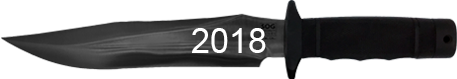 SOG Knives from year 2018