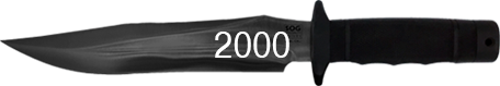 2000 SOG Catalog