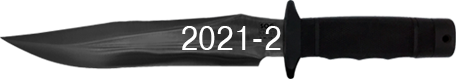 SOG Knives from year 2021